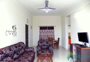 Serene Stay 10 min walk to Candolim beach : CM085