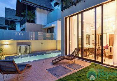 4 Luxury villa with Private pool in Candolim
