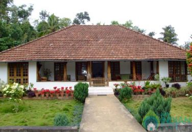 Rooms in a Homestay in Virajpet.