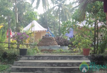 Luxury Tents In Anjuna