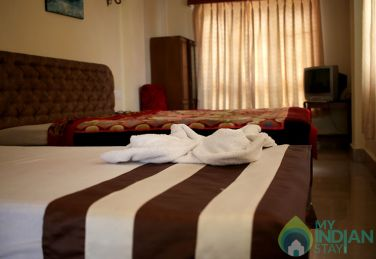 Non Ac Four Beded room stay in Gangtok.
