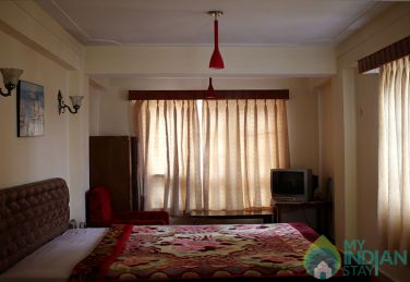 Non AC Six Beded room stay in Gangtok