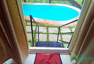 3 bedroom Villa  with private pool , Saligao