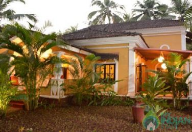 The Heritage Portuguese Villa in Candolim