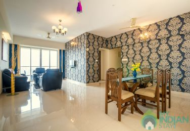 The Grande Arabic 3 BHK Apartment