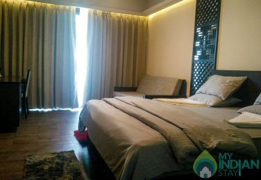 Deluxe Double Room in a Arambol