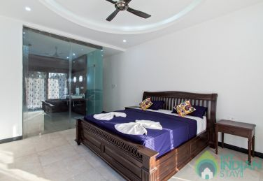 5BHK Charming Chic villa - Private Swimming Pool
