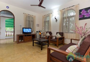 2BHK Spacious Villa In Calangute