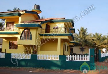 Double Occupancy AC Rooms In Guest House,Porvorim