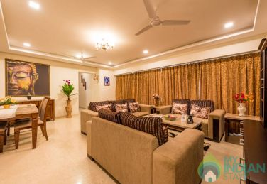 Corporate Heritage 3 BHK Suite
