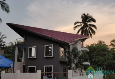 4 Bedroom Super Luxury Villa In Candolim