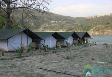 Praja Raj Tent Accommodation AP Plan - Nainital