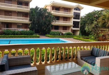 * Amora * POOL View Ground Floor, Candolim