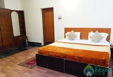 Standard room with private balcony on AP  plan
