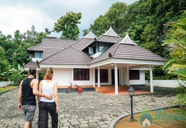 4BHK villa in Kerala - A place to call your home