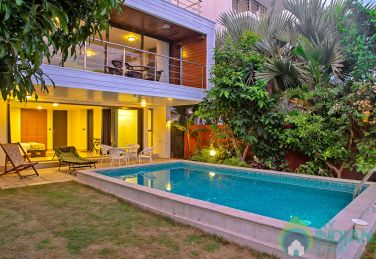 4 Bedroom Luxury Villa In Candolim, Goa