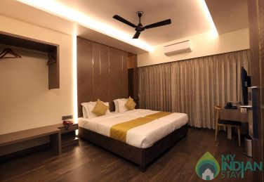 AFFORDABLE- LUXURY AT HOTEL SURYA PRAKASH