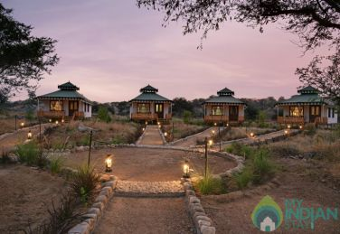 Jawai leopard Safari Lodge