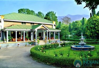Heritage Deluxe - Welcome Heritage Taragarh Palace
