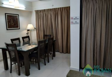 Two Bedroom Apartment in Airoli