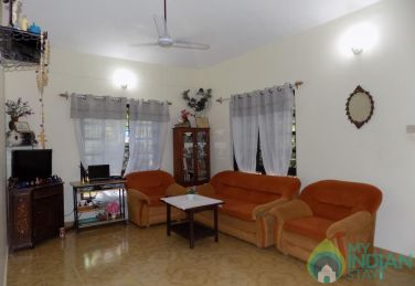 3 BHK Villa Near Vagator Beach
