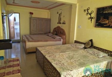 Deluxe Double Bedroom in Shimla