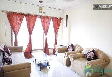 1 BHK Service Apartment in Malad West