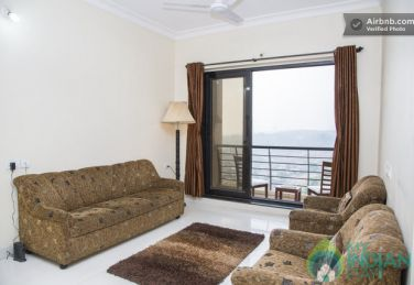 Furnished Self Contained 3 BHK Serviced Apartment in Goregaon