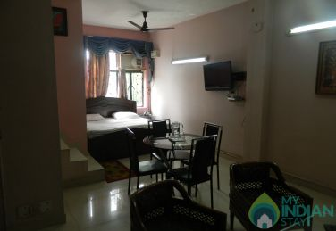 Furnished A/C Rooms in a  in New Delhi