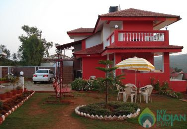 Six  Bedroom Bungalow in Mahabaleshwar