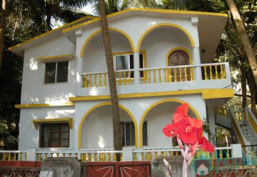 Three Bedroom Apartment Near Calangute Beach