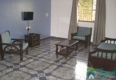 Self-catering 2BHK apartments in Calangute.