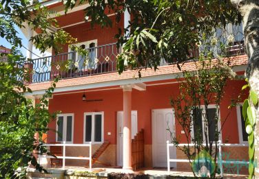 Furnished rooms in Kerala House Home stay