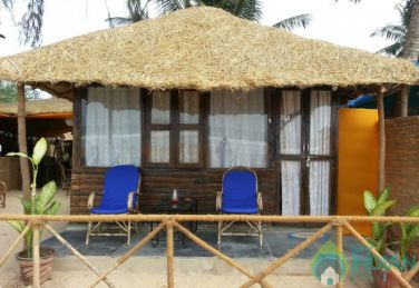 Awesome Sea View Huts in Agonda