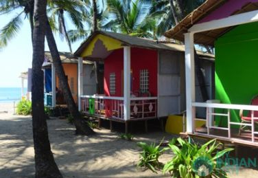 Eco Friendly Bamboo Cottages in Palolem
