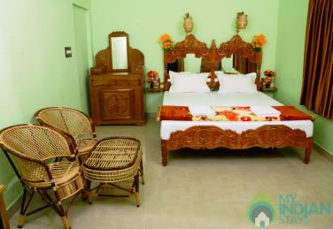 Family Suite in Panthalams Homestay