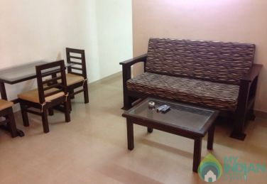 Fully Furnished 1 BHK Apartment in Calangute  with a Swimming Pool