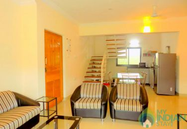Peaceful Retreat in the Heart of Siolim: CM019