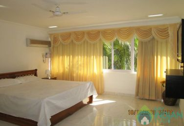 Luxury One  BHK Apartment in Candolim