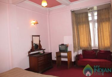 Comfortable Standard Rooms In Darjeeling