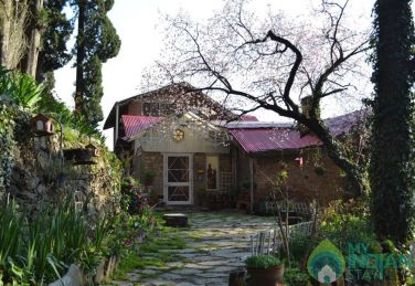 Fully furnished Room in a Cottage in Shimla overlooking the Valley