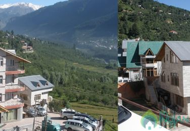 Fully Furnished Deluxe Rooms In Resort,Manali