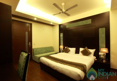 Studio Suite with Kitchen in a Guest House in New Delhi