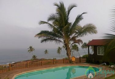 Grand Sea View Cottages With Panoramic View, Vagator