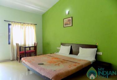 Beautiful Non AC Rooms With Swimming Pool In Calangute