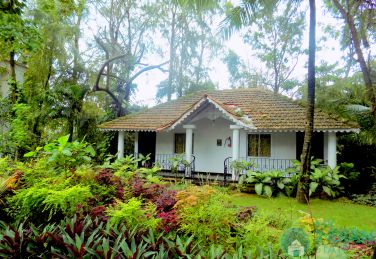 A/C cottage in a Heritage property, Calangute
