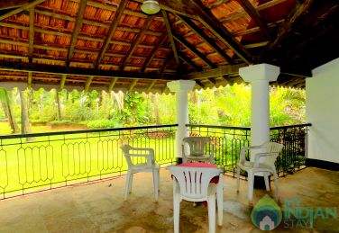 Non Ac cottage in a  Pvt. Beach In Calangute