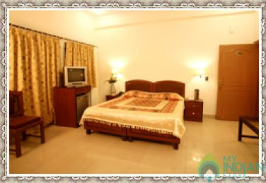 Furnished Premium Single Room In a Resort In Rajasthan