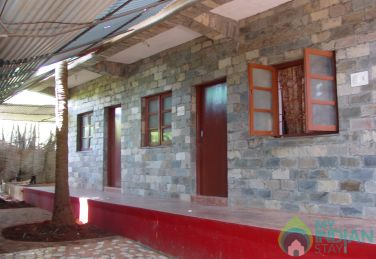 Standard AC Rooms In Guest House,Anjuna