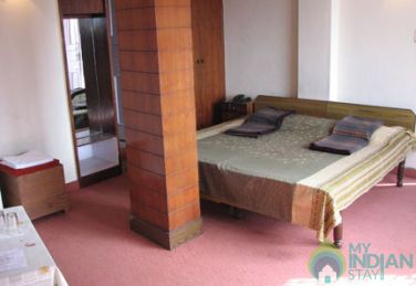 Deluxe AC Room In Boutique Guest House,Shimla